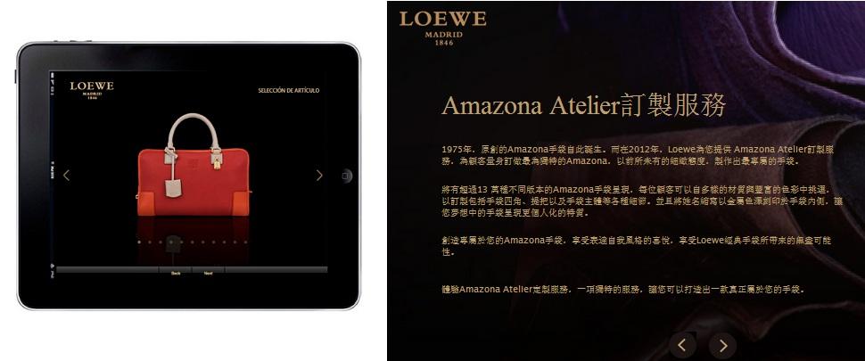 Loewe Amazona Atelier