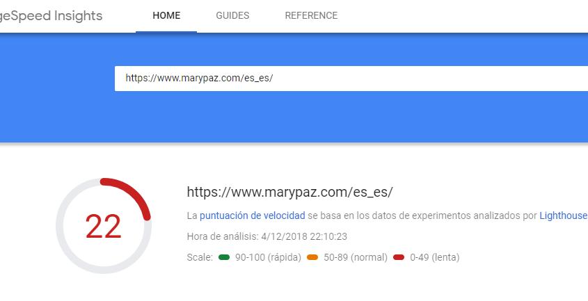 Auditoria Express maripaz.com ydral.com
