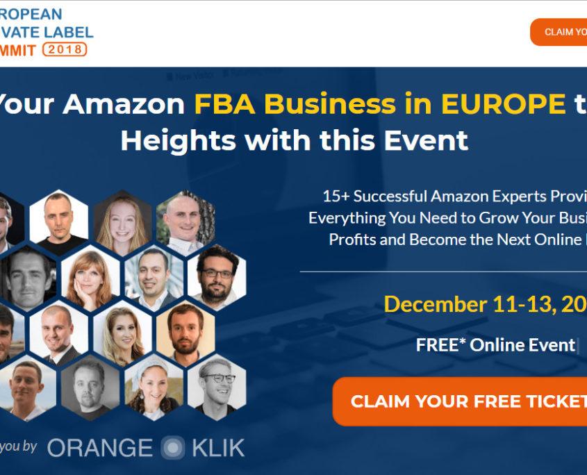 Eventos eCommerce diciembre 2018 ydral.com