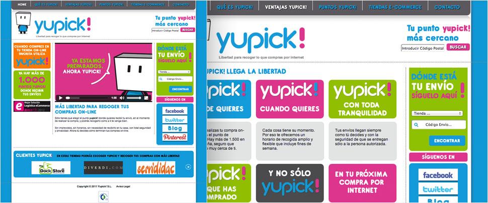 Yupick!